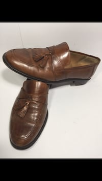 Johnson and Murphy tassel shoes loafers 11.5 Raynham, 02767
