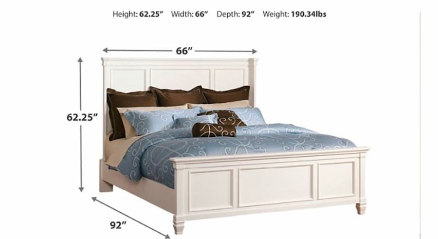 Cal. King Bed 8431ce4a-3b05-42a0-bbb9-a15f3ff2635c