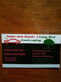 Lawn mowing Dover