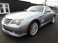 2005 Chrysler Crossfire SRT6 330HP SUPERCHARGED *SILVER* 93K MILES Milwaukie, 97222