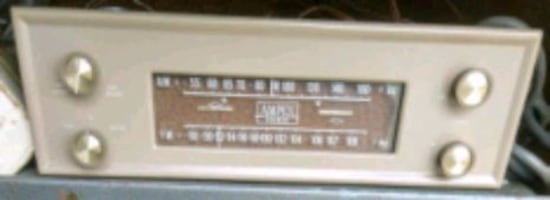 CLASSIC AMPEX 008 Stereo Tube TUNER