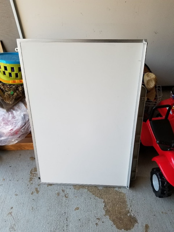 wall mounted white boards
