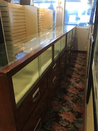 Counter Display Case