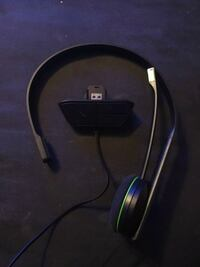 black and blue wireless headphones Guelph, N1E 6A6