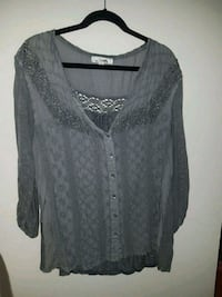 Ladies plus size 1X top Mississauga, L5A 3Y3