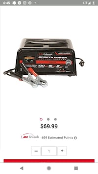 black and red portable generator Williamsport, 21795