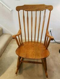 Wooden Rocking Chair Rockville, 20852