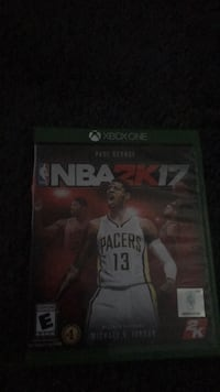 NBA 2K15 PS4 game case Houston, 77089