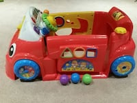Fisher Price Laugh and Learn Car Caledon