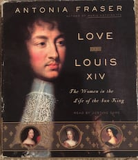 Audio book. Love ....  Louis XIV