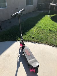 Black and Pink electric scooter Patterson, 95363