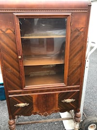 Solid Wood Display Cabinet Rockville, 20852