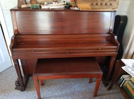 GULBRANSEN upright piano(delivery)