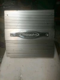 white and black car amplifier Merced
