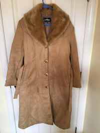 Winter Long coat- size medium Victoria, V8P 3C8