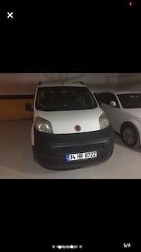 2012 Fiat Fiorino Panorama PANORAMA 1.3 MULTIJET 75 HP EMOTION EUR4