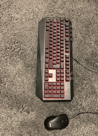 Asus Keyboard and Mouse Cambridge, N1S