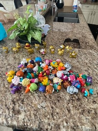 Moshi Monster figures  Fort Erie, L0S 1S0