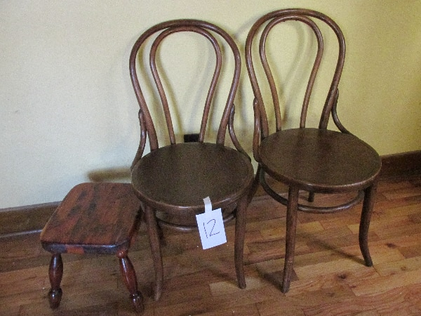 Chairs And Stool