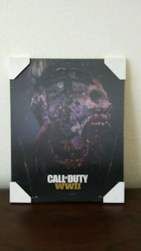 Call of Duty Halographic Image $5 Winter Garden, 34787