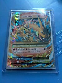 Charizard pokemon trading card Absecon, 08201