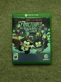 South park xbox one used perfect condition Cambridge, N1P 1H6