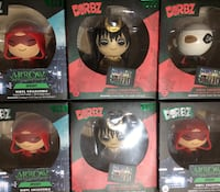 Dorbz vinyl collectible