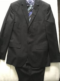 Le Chateau, Men's Navy Suit