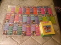 complete series Full House it's only missing one desk and Series 5