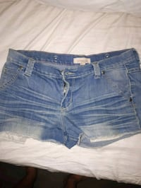 Denim shorts Surrey, V3T 0K2