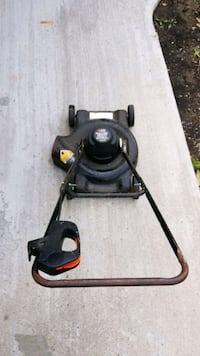 Lawnmower LM110 black & decker