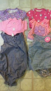 toddler's assorted clothes Macon, 31216