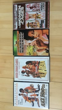 classic Pam Grier movies on dvd