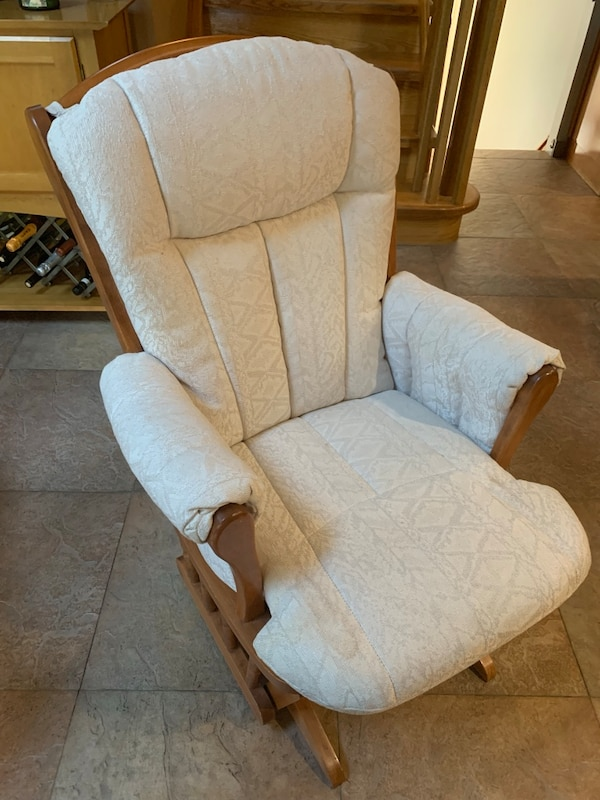 Used Glider From Bellini Furniture For Sale In Syosset Letgo