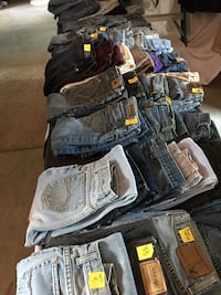 Jeans  pants all sizes Georgetown, 78628