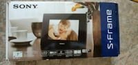 Sony DPF-D720 Digital Photo Frame Toronto, M5T 1B3
