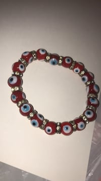 red, white, and blue beaded bracelet Wilmington, 19810