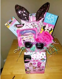 Mini Mouse Easter Baskets/Delivery