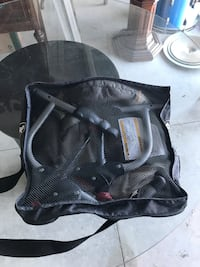 black and gray duffel bag Norwich, N0J 1P0