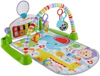 Fisher-Price Deluxe Kick 'n Play Piano Gym Toronto