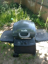 black and gray gas grill Rochester, 14606