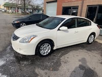 2012 Nissan Altima 2.5 S CVT Washington