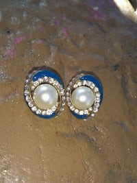 Pearl diamond earrings  Hollywood, 33020