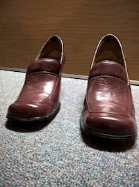 Business Heels, Genuine Leather GREAT deal. Stylish.