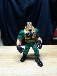Small Soldiers Chip Hazard Action Figure Dover, 17315
