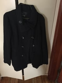 Black Dressy Coat. Size Lg. Great Condition. South-West Oxford, N0J 7V6