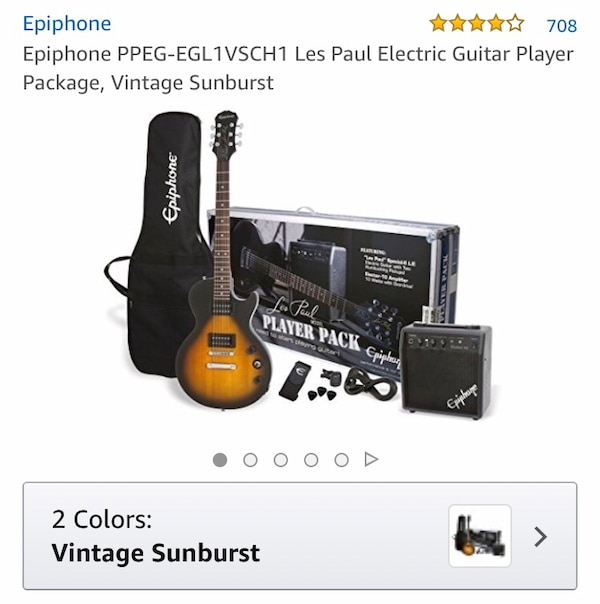 ae31aa86895334 Used Electric Guitar Package AND Rocksmith (2014 for sale in New York -  letgo