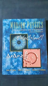 modern physics for scientist and engineers second Toronto, M5B 2B4