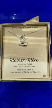 Silver plated Mother necklace Toronto, M6M 4E1