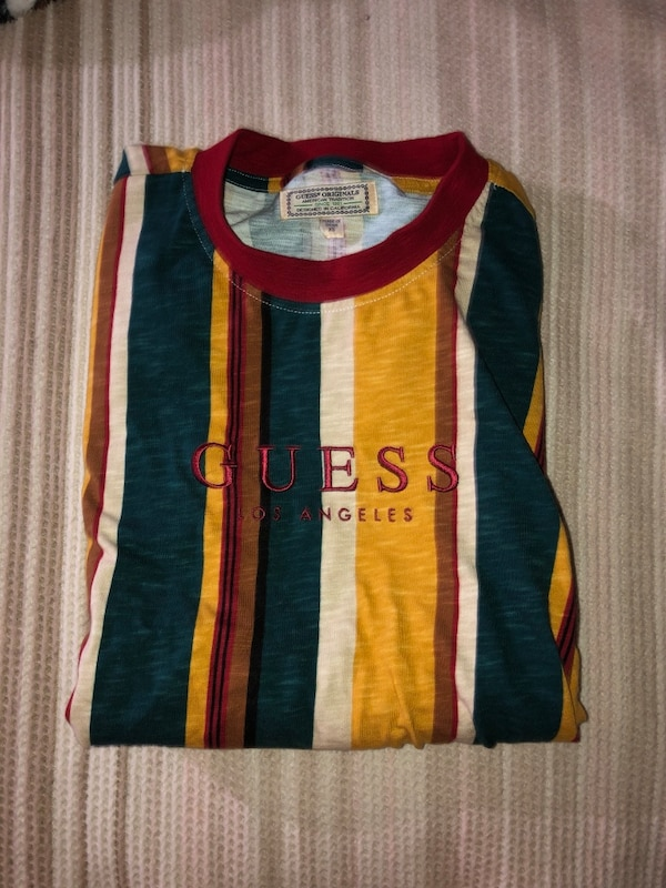 c20ce62359afe Used Guess Long Sleeve Shirt for sale in San Jose - letgo